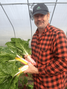 Brian McWhorter of Butler Green Farms