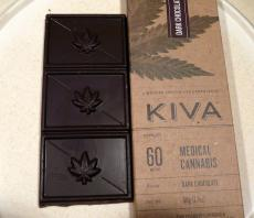 Kiva Chocolate Bar
