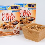 Fiber One Nutty Clusters Almonds prize pack photo