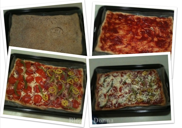 Pillsbury Artisan Pizza Whole Grain