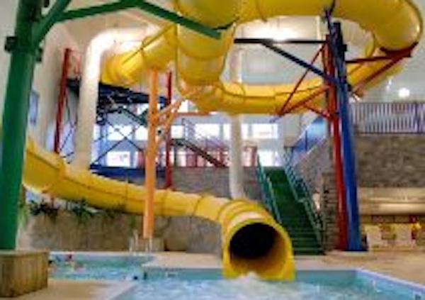 Castle Rock Water Slide
