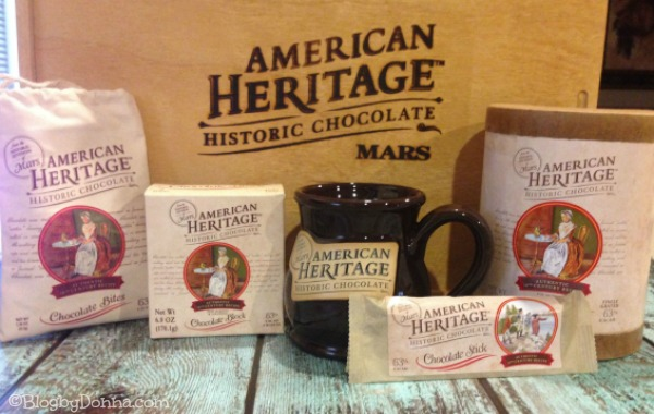 American Heritage Chocolate #MC #chocolate