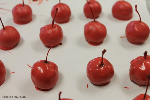 cherry bombs recipe with healthy cherries candy snack
