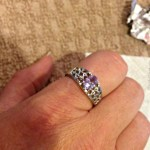 Jewelry In Candles Black Cherry Tart Ring #review