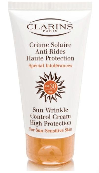 Clarins Sun Wrinkle Control Cream