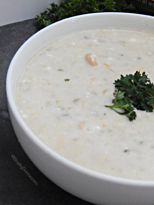 slow cooker white chicken chili photo 2