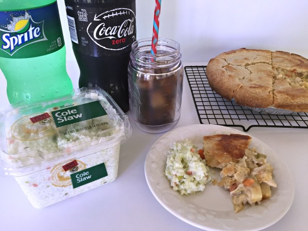 Chicken Pot Pie Effortless Meal