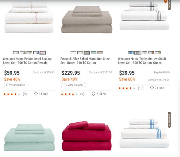 bedding sheets sierra trading post
