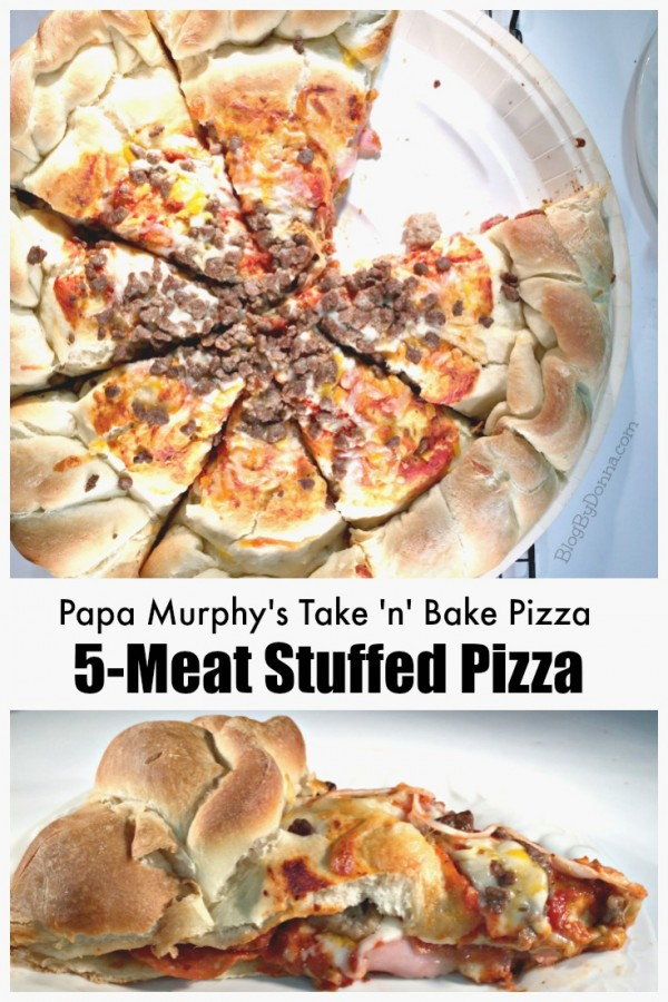 Favorite Pizza from Papa Murphy's #Team425