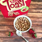 General Mills Tiny Toast cereal from Kroger a great summer snack