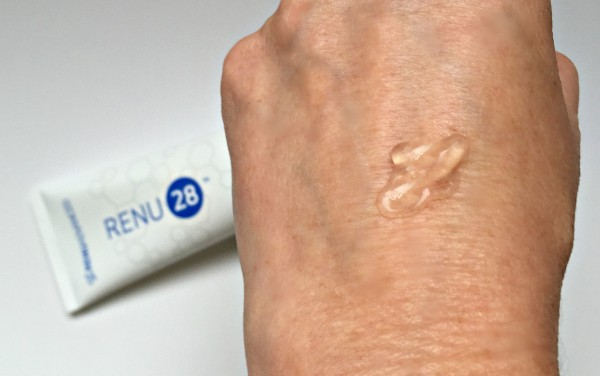 Younger looking skin with RENU Advanced skin care products...