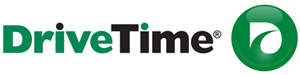 DriveTime logo used car for teen driver...