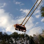 Reliefband for motion sickness relief for amusement park rides