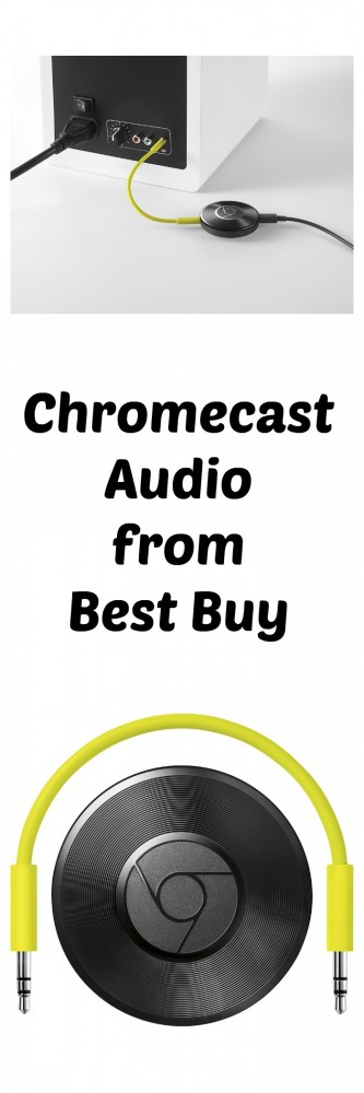 Chromecast Audio from Best Buy