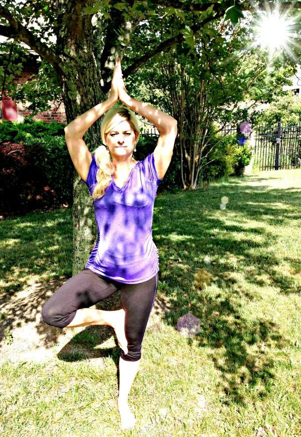 Exercise like yoga can help kick sugar habit