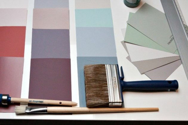 home decorating on a budget painting walls
