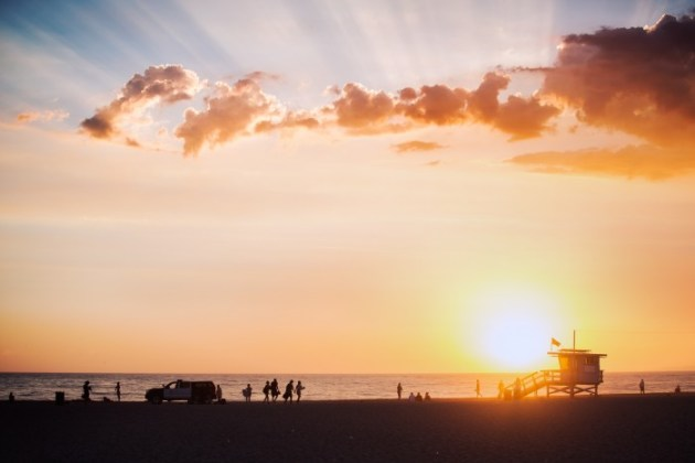 Best places to ride your beach cruiser in southern california