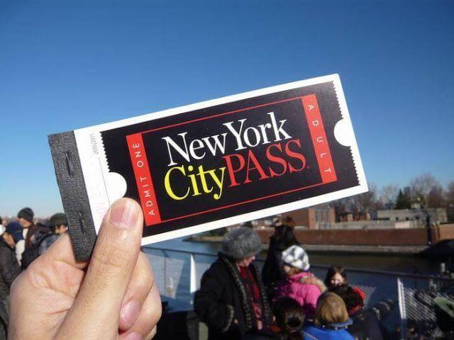 city pass New York pass