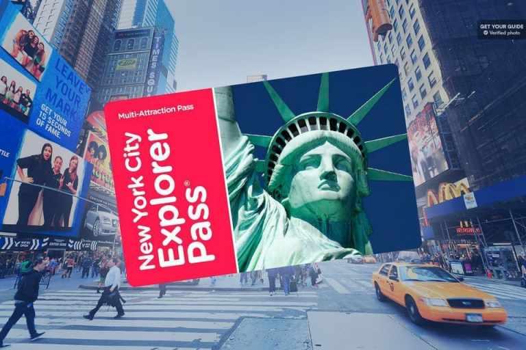 tarjeta turística Nueva York