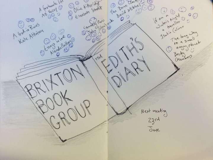 we read Edith's Diary
