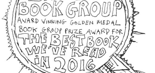2016 Brixton Book Group Award Winning Golden Medal Book Group Prize Award for the Best Book We've Read in 2016