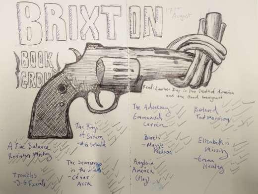 Voting doodle