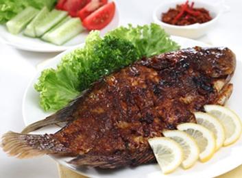 , Resep Membuat Ikan Gurame Bakar Pedas