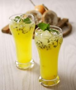 , Cara Membuat Minuman Es Markisa Asam Manis Seger