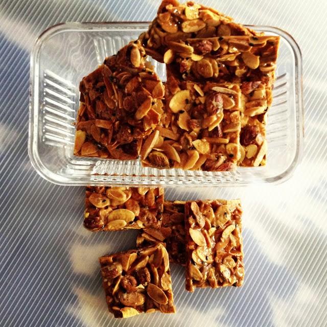 Membuat Florentine Cookies Yang Enak