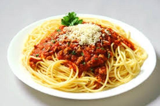 , Resep Membuat Spaghetti Kornet Sapi Super Lezat