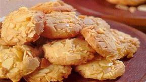 Resep Kue Kering Almond Slice Keju 400 kata