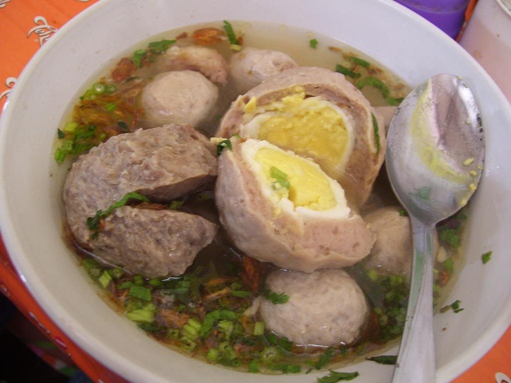 resep bakso telur