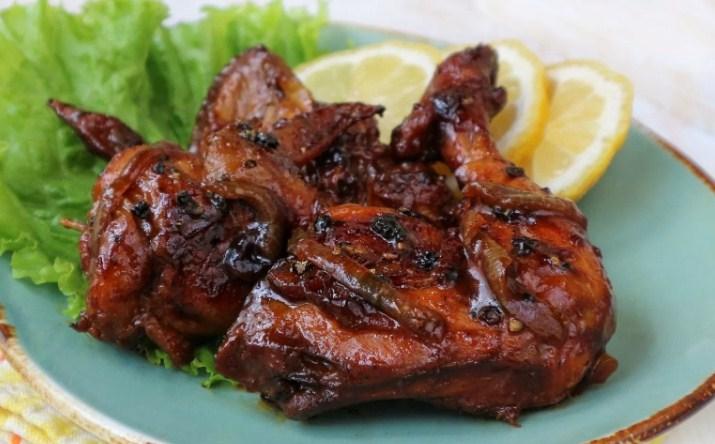 Resep Membuat Ayam Bakar
