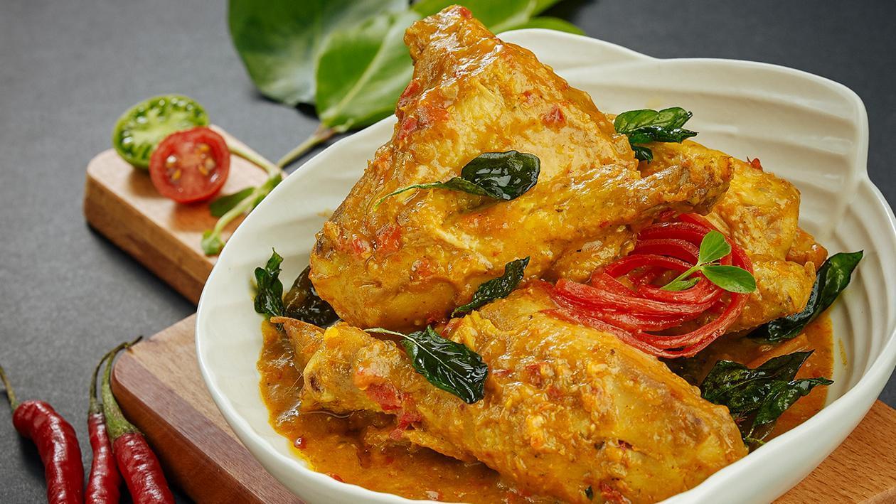 Resep Ayam Woku Khas Manado Belanga Spesial
