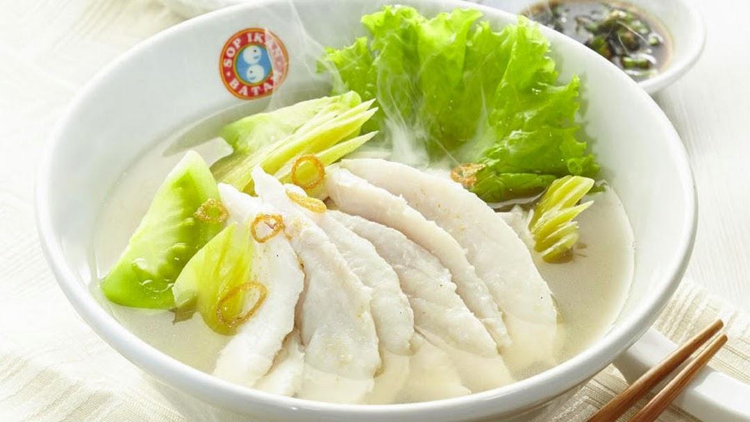 Resep Sop Ikan Batam Gurih dan Spesial