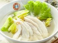 , Resep Memasak Sup Ikan Gindara Bawang Bombay Sedap