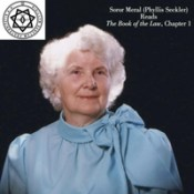 Soror Meral (Phyllis Seckler): Soror Meral Reads the Book of the Law, Chapter 1