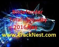 Bitdefender Total Security 2016 Key Plus Crack & License Key Here [Latest]
