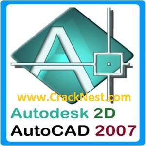 Autocad 2007 Crack & Keygen Plus Serial Number & Activation