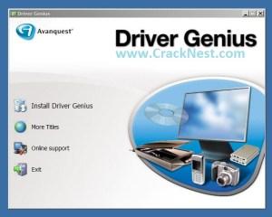 Driver Genius Key