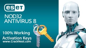 Eset Nod32 Antivirus 8 Key