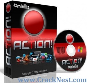 Mirillis Action Key