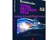 Bitdefender Total Security 2016 Crack + Keygen & License Key Download