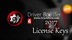 Driver Booster 4 License Key