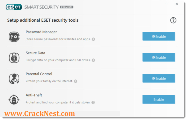 Download Eset Smart Security 10 License Key 2018 Crack