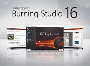 Ashampoo Burning Studio 16 Key Crack