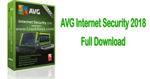 AVG Internet Security 2018 Key Crack Free