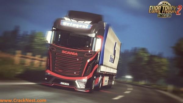 Euro Truck Simulator 2 Key Crack