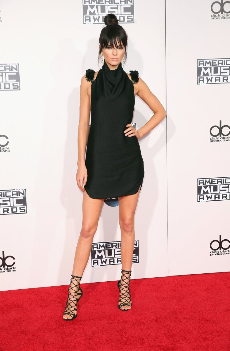 kendall jenner ama awards