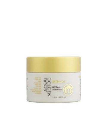 Bamboo Face Scrub Golden Door Spa